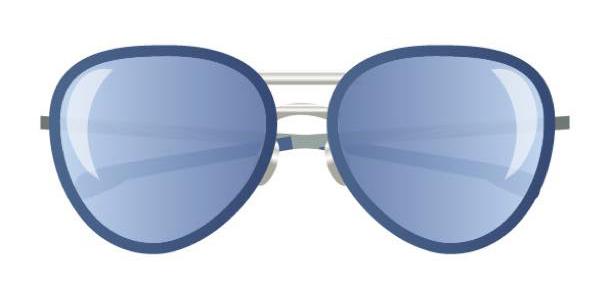 UVカットのサングラスは必需品