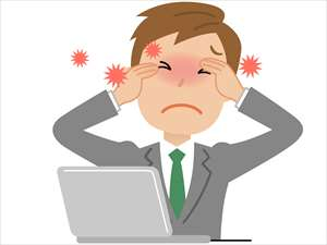 目の疲れと視力低下の関係とは?