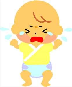 子どもがよく泣くのは悪いことじゃない!目と涙の関係