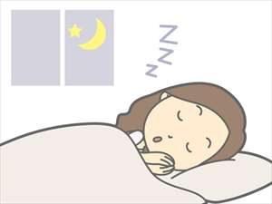 視力低下しないためには睡眠時間の確保が大切!