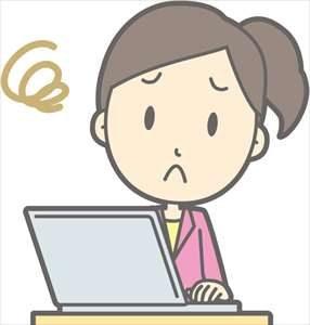 仕事でパソコンを使う人は要注意!疲れ目は近視だけでなく体の不調にも