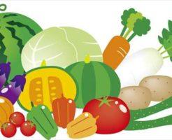 老眼を良くする栄養素や食べ物の例