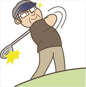 視力とゴルフのふか〜い関係